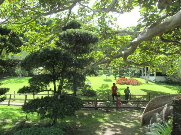 Japanese Garden: Santo Domingo 6