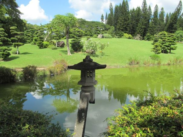 Japanese Garden: Santo Domingo 3