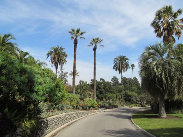 huntington garden